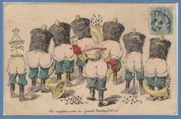 POLITIQUE Satiriques -- La Musique russe du g�n�ral Kivatropolatrine