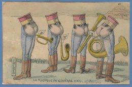 POLITIQUE Satiriques -- La musique du g�n�rale oku