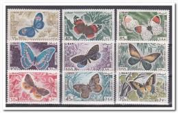 Libanon 1965, Postfris MNH, Butterflies - Libanon