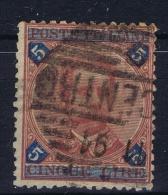 Italia: 1891  Sa 64 , Mi Nr 59   Used - 1878-00 Umberto I
