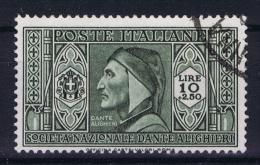 Italia: 1932 Sa 314  Mi 384 Used - Usati