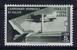 Italia: 1934 Sa A71  Mi 486 MH/* - 1900-44 Victor Emmanuel III