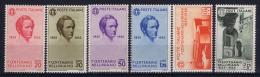 Italia: 1935 Sa 388 - 393 Mi 532 - 577 MNH/** - 1900-44 Victor Emmanuel III