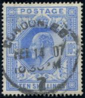 Lot N°7520 Grande-Bretagne N°120 Oblitéré Qualité TB - 1902-1951 (Könige)