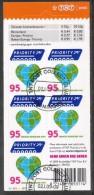 Netherlands Sheet 2009 World Heart  2634 - Blocks & Sheetlets