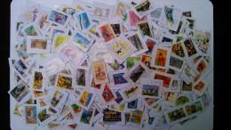1000 Timbres Français GF Sur Fragment 2001/2008 - Lots & Kiloware (mixtures) - Min. 1000 Stamps