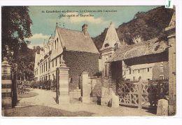 CPA (76) CAUDEBEC EN CAUX - Le Château Des Capucins. (V20) - Caudebec-en-Caux