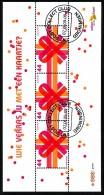 Netherlands Sheet 2009 Surprise Present Michel  2685(Block 122) - Blocks & Sheetlets