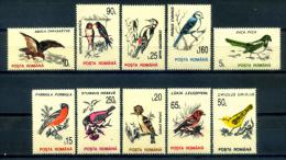 Romania 1993 Rumania / Birds MNH Aves Oiseaux / Jb32   10 - Vögel