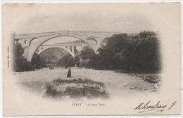 CERET - Les Deux Ponts    (77735) - Ceret