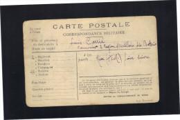 Carte En Franchise Militaire 1915 - Marcophilie (Lettres)