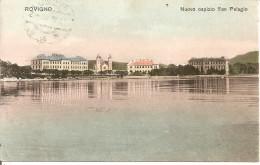 1910 - ROVINJ, ROVIGNO, Gute Zustand, 2 Scans - Croatie