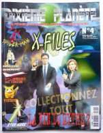 DIXIEME PLANETE N° 4 LES X FILES SPIDER MAN PRINCESSE MONOKOE POKEMON STAR WARS - Figurines