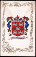 Jaja Series Heraldic Postcard Winchester - Unclassified