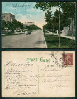 USA -  [OF #13032] -  MO - KANSAS CITY - LINWOOD BLVD EAST FROM TROOST AVE - Kansas City – Missouri