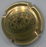 CAPSULE-CHAMPAGNE CLUB DE VITICULTEURS N°03 Or - Autres