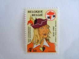 België Belgique 1979 Tijl Uilenspiegel Thyl Uylenspiegel  Yv 1918 COB 1923  MNH ** - Belgien