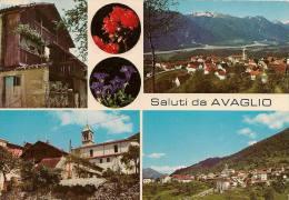 AVAGLIO - VEDUTE - XR8922 - Autres Villes