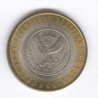 10 Roubles / Rubles Russie / Russia Bi-métallique / Bimetalic 2006 Altay - Russia