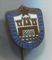Water Polo, Pallanuoto, Swimming - Trofeo ITALIA ZAGREB ( Croatia ) 1957. Enamel Pin Badge - Water Polo