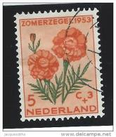 Nederland                 NVPH          603               O                Gebruikt