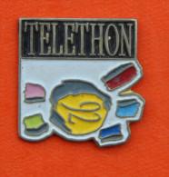 Pin´s - Téléthon 1992 - Verenigingen