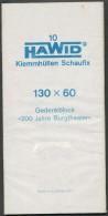 Hawid   Klemmhüllen  Schwarz - Schutzhüllen
