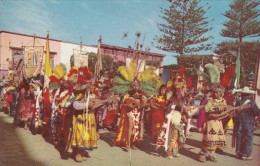 Mexico San Miguel Allende Typical Dance During Festivities 1956