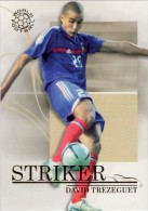 FOOT CARD FUTERA WORLD FOOTBALL - 2005 - N° 53 DAVID TREZEGUET - FRANCE - CARTE NEUVE - Trading Cards