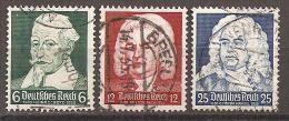 DR 1935 // Michel 573/575 O (7701) - Gebraucht