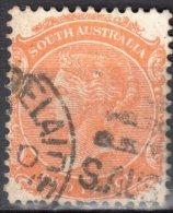 South Australia 1895 Queen Victoria - Mi 72C - Perf 13 - Used - 1855-1912 South Australia