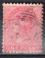 South Australia 1905 Queen Victoria - Mi 108- Perf 12:11½ - Used - 1855-1912 South Australia