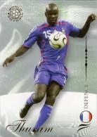 FOOT CARD FUTERA WORLD FOOTBALL - 2007 - N° 060 LILIAN THURAM - FRANCE - CARTE NEUVE - Trading Cards