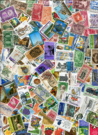FREE POSTAGE NEW ZEALAND - 100 Different Used Minimum  5 X KGV, 10 X KGVI, 50 Large Stamps With All Xmas Stamps Removed - Nouvelle-Zélande