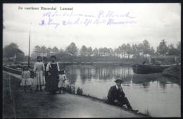 Lommel, De Vaartkom Blauwe Kei, Blauwekei, 1915 - Lommel