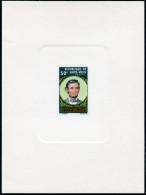 HAUTE-VOLTA EPREUVE DE LUXE DU N°146 CENTENAIRE DE LA MORT DU PRESIDENT ABRAHAM LINCOLN - Haute-Volta (1958-1984)