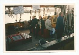 photographie , 15 x 10 , bateau , LE RENARD , SAINT MALO