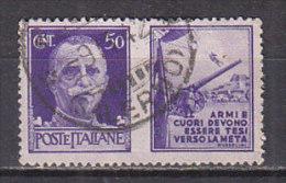 PGL - ITALIA REGNO PROPAGANDA DI GUERRA SASSONE N°10 - 1900-44 Victor Emmanuel III