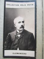 Photo Bromure 1900 -  Georges CLEMENCEAU   Né à Mouilleron  - Collection Felix Potin - Old (before 1900)