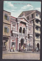Antique Card, Parsee Fire Temple, Bombay, India,K3. - India