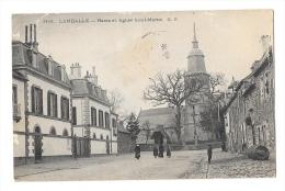 (4125-22) Lamballe - Haras Et Eglise  Saint Martin - Lamballe