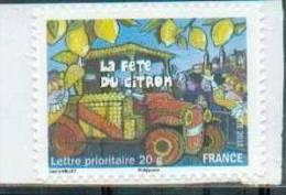 France 2011 - Menton, Côte D´Azur, Fête Du Citron / Menton, French Riviera, Citrus Carnival - MNH - Karnaval