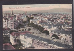 Antique Card,View From Clock Tower, Bombay, India,K3. - India