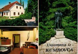USPOMENA  IZ  KUMROVCA      (VIAGGIATA) - Yugoslavia