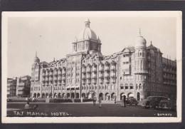 Antique Card, Taj Mahal Hotel, Bombay, India,K3. - India