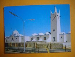 Cpm   EL OUED   -  Algérie  -  L'Hotel Transatlantique - El-Oued