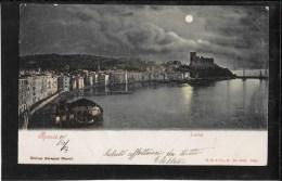 LERICI (La Spezia)- 1904 Panorama , Viaggiata,retro Indiviso (Ref 262) - La Spezia