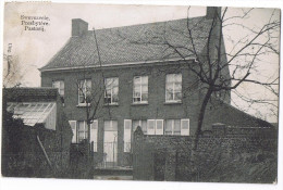 Swevezeele Presbytère Pastorij Denoo Stamp Cachet 1914 - Wingene
