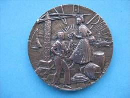 Médaille En Bronze Du Conseil Général Du Var   & - Tourist