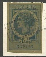 FISCAUX / COPIES N° 6 - Revenue Stamps